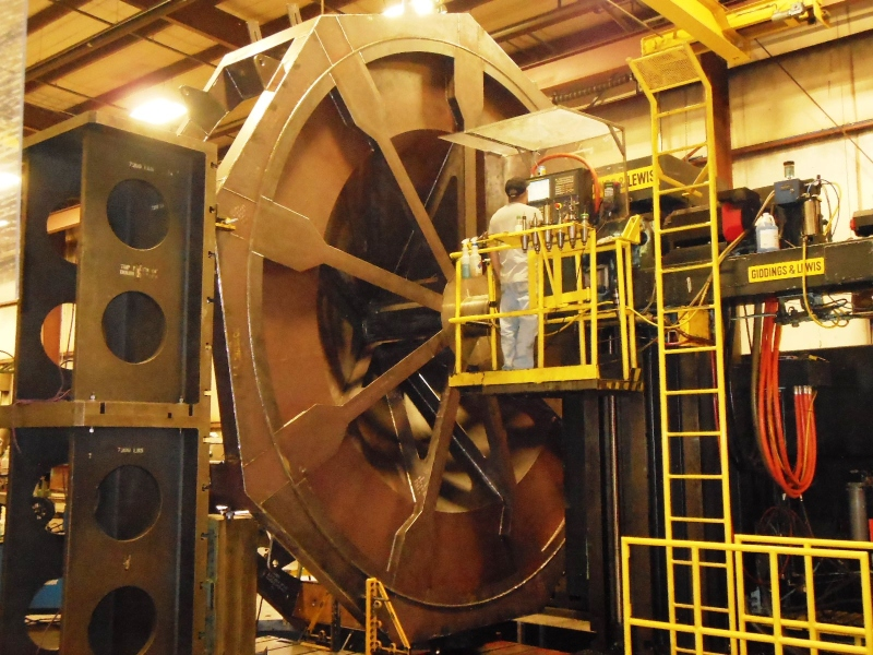 Bucket wheel 2 - webjpg